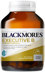 Executive B Stress Formula Tablets 160 Blackmores