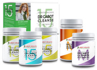 Dr Cabot Ultimate Cleanse and Maintenance pack - Dr Sandra Cabot