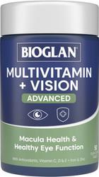 Multi plus Vision Advanced 50 Tabs x 3 Pack Bioglan