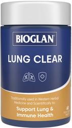 Lung Clear 60 Tabs x 3 Pack Bioglan