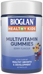 Multivitamin 60 Gummies x 3 Pack Bioglan Healthy Kids