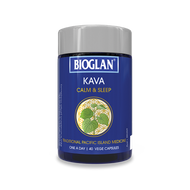 Kava Kava Calm and Sleep 40 Caps x 3 Pack Bioglan
