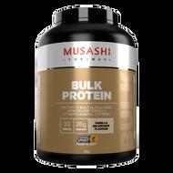 Bulk Protein Vanilla 2kg Musashi