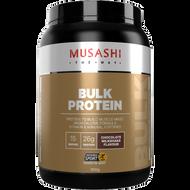 Bulk Protein Chocolate 900g Musashi