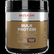 Bulk Protein Chocolate 420g Musashi