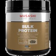 Bulk Protein Vanilla 420g Musashi
