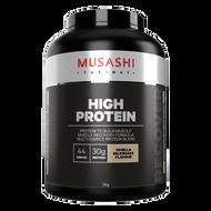 High Protein Vanilla 2kg Musashi