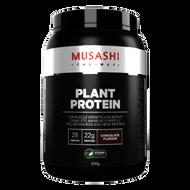 Plant Protein Chocolate 900g Musashi