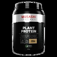Plant Protein Vanilla 900g Musashi