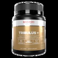 Tribulus+ 60 caps Musashi