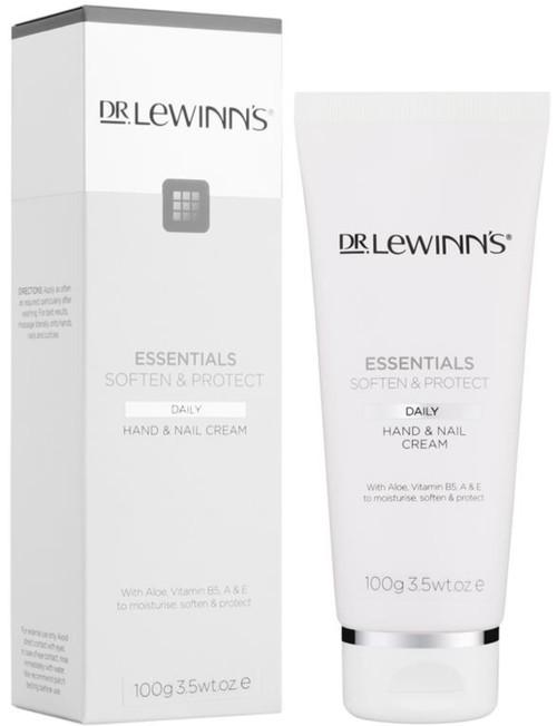 Essentials Soften & Protect Hand & Nail Cream 100g Dr. LeWinn's
