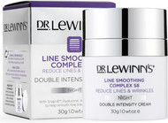 Line Smoothing Complex S8 Double Intensity Night Cream 30g Dr. LeWinn's