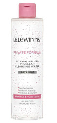 Private Formula Vitamin Infused Micellar Cleansing Water 400ml Dr. LeWinn's