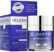 Reversaderm Nourishes & Corrects Cellular Regeneration Day & Night Cream 30ml Dr. LeWinn's