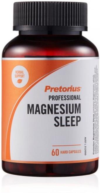 Magnesium Sleep 60 Caps Pretorius
