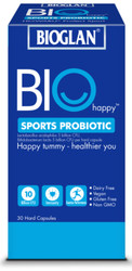 Sports Probiotic 30 Caps x 3 Pack Bioglan BioHappy
