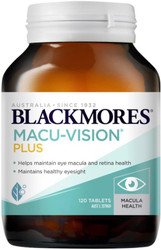Macu-Vision Plus Tablets 120 Blackmores