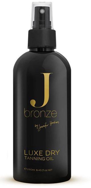 Luxe Dry Tanning Oil 250ml JBronze Jennifer Hawkins