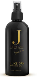 Luxe Dry Tanning Oil 250ml JBronze Jennifer Hawkins