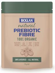 100% Organic Prebiotic Fibre 175g x 3 Pack Bioglan Naturals