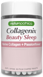 Collagenix Beauty Sleep 60 tabs x 3 Pack Naturopathica