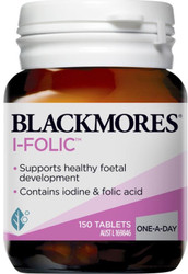 I-Folic 300 Tablets Blackmores