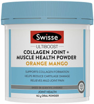 Collagen Joint + Muscle Health Powder Swisse UltiBoost