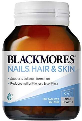Nails, Hair and Skin Tablets 120 Blackmores