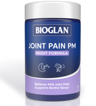 Joint Pain PM Night Formula 60 Caps x 3 Pack Bioglan