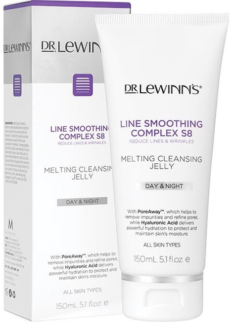 Line Smoothing Complex S8 Melting Cleansing Jelly 150ml Dr. LeWinn's