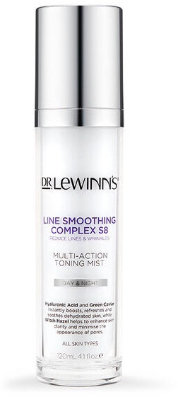 Line Smoothing Complex S8 Multi-Action Toning Mist 120ml Dr. LeWinn's