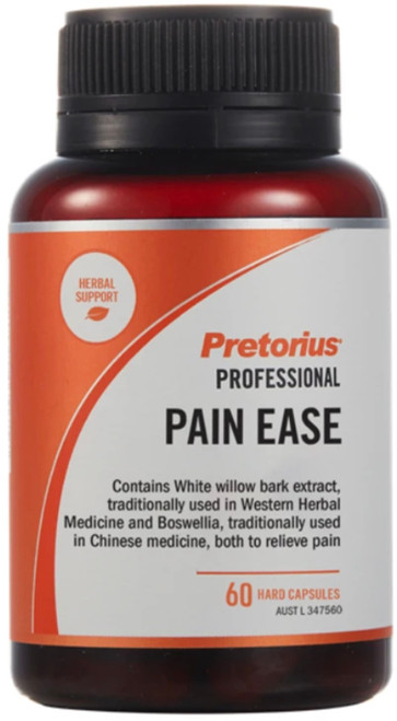 Pain Ease 360 Caps Economy Pack Pretorius