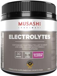 Electrolytes 300g Musashi