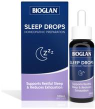 Sleep Drops 100ml x 3 Pack Bioglan