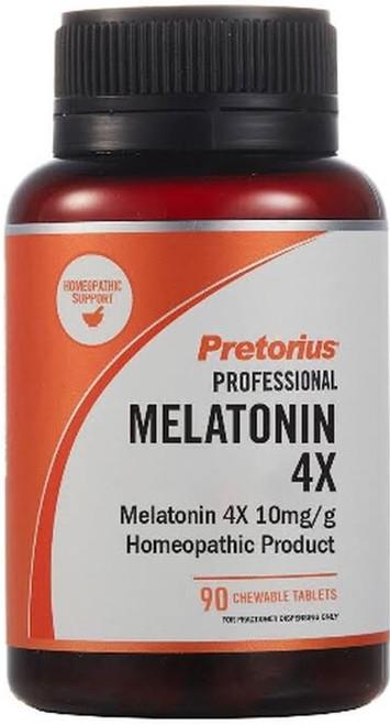Melatonin 6x 90 Tabs Pretorius
