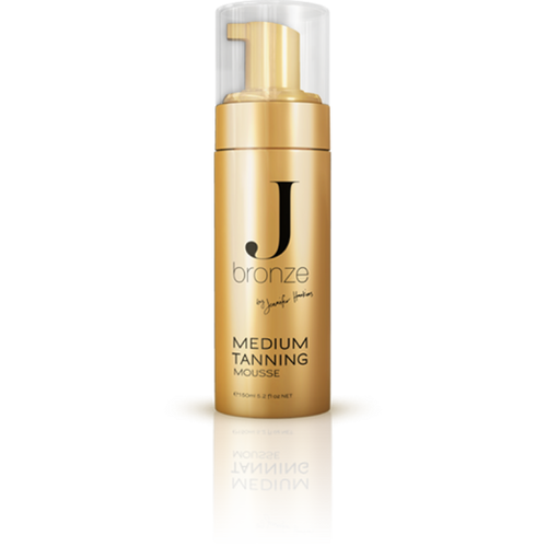 Medium Tanning Mousse 150ml JBronze Jennifer Hawkins