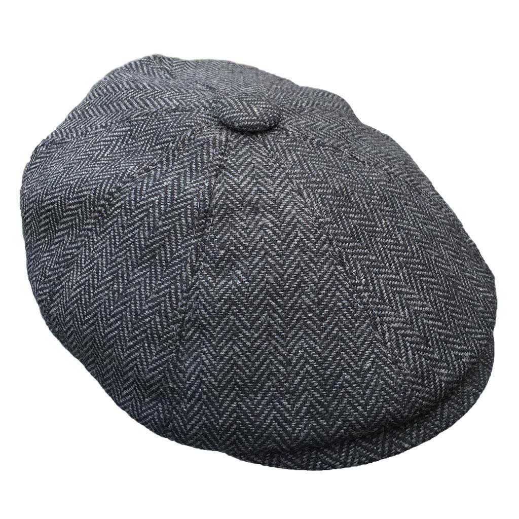 ORIGINAL G   H Grey Herringbone Cap  9f314fccd0d
