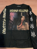 Heinous Killings - Long sleeve shirt