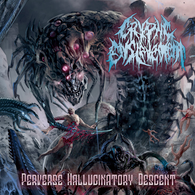 Cryptic Enslavement - Perverse Hallucinatory Descent
