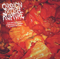 Capsaicin Stich Rupture -  Post CPS Ingestion Disastrous Processes in Digestive Tract