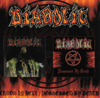 Diabolic - Chaos in Hell Possessed by Death