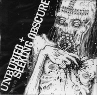 Unburied/Seeking Obscure - Split