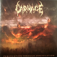 Carnage - Purification Through Annihilation