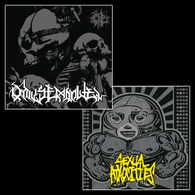 Odiusembowel - Sexual Atrocities Split CD