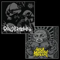 Odiusembowel - Sexual Atrocities Split CD