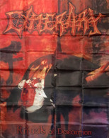 Cinerary - Rituals of Desecration flag