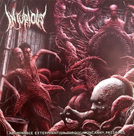 Injurious - Abominable Extermination Through Uncanny Passages