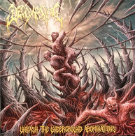 Decomposing - Unleash the Underground Abominations