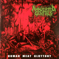 Amputated Genitals - Human Meat Gluttony