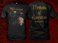 Brodequin - Methods of Execution Short sleeve